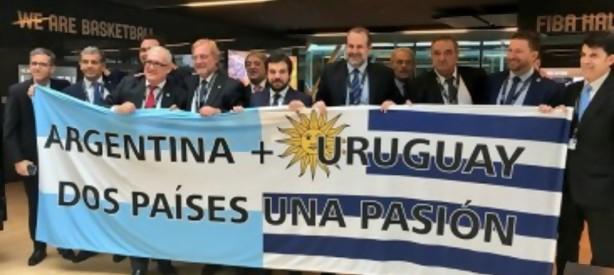 Portal 180 - Uruguay y Argentina organizarán el Mundial de Básquetbol en 2027
