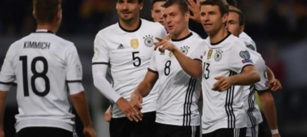 Portal 180 - Cada jugador de Alemania recibirá 350.000 euros si ganan el Mundial