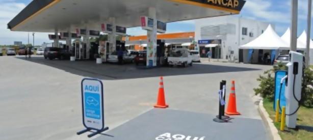 "Portal 180 - Uruguay inaugura primera ""ruta eléctrica"" de América Latina"