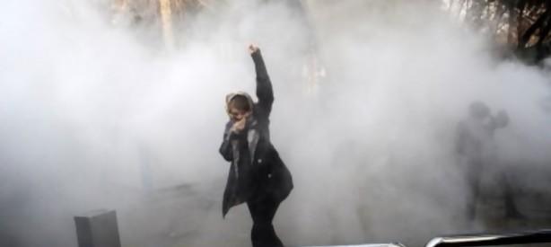 Portal 180 - Irán: ola de protestas deja de nueve muertos