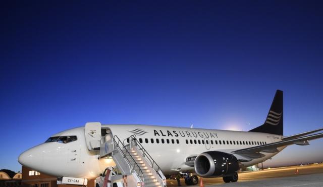 Alas U concretó vuelos a Buenos Aires