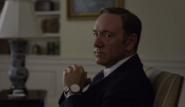 House of Cards vuelve en mayo