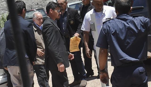 Los motivos del procesamiento y prisión de Figueredo