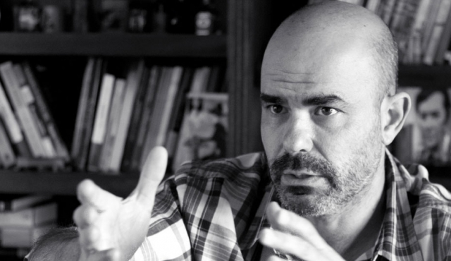 "Sacheri, un profesor ""optimista"" de las redes sociales"