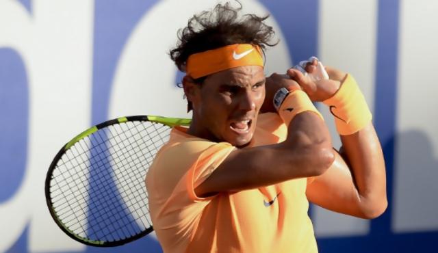 Rafa Nadal pide que se separen deporte y política