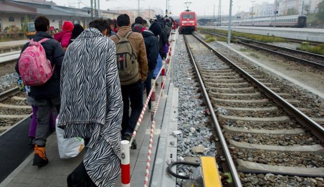 MSF: 10.000 migrantes en condiciones inhumanas en Italia