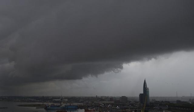 Advertencia amarilla por tormentas en todo el país