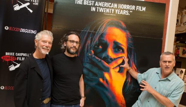 """""""No respires"""", de Fede Álvarez ganó el Premio Saturn a la mejor película de terror"""