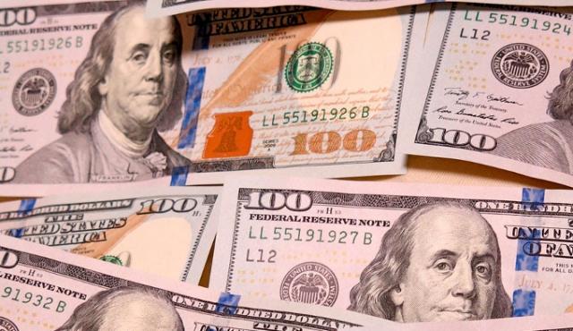 Dólar cerró con apreciación de 1,01%