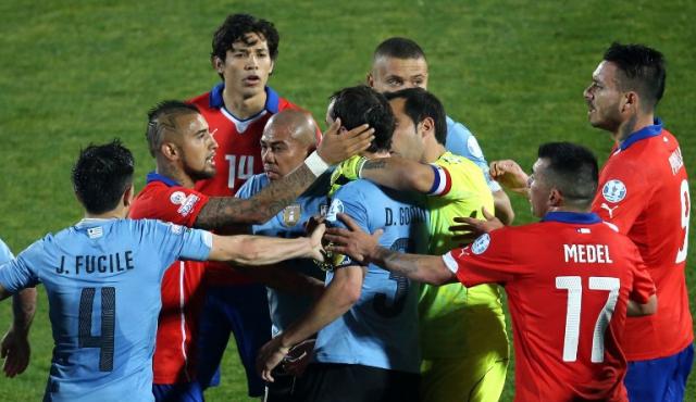 Los antecedentes de Uruguay y Chile en los últimos cinco años