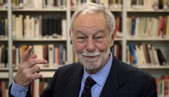 El escritor español Eduardo Mendoza, Premio Cervantes 2016