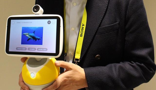 China desafía a Amazon Echo con el robot familiar de Baidu