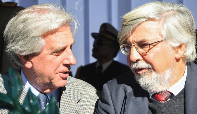 Vázquez reiteró su respaldo a Bonomi