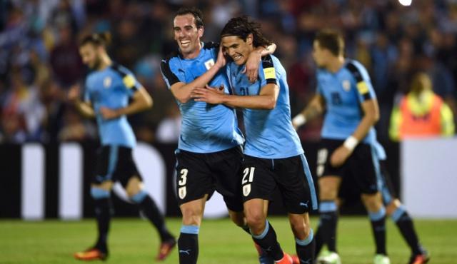 Uruguay se mantiene en el Top 10 del ránking FIFA