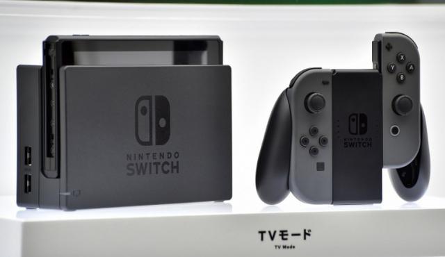 La nueva consola Nintendo Switch saldrá a la venta en marzo