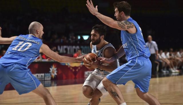 Así presentan Uruguay y Argentina la candidatura para el Mundial de Básquet 2023