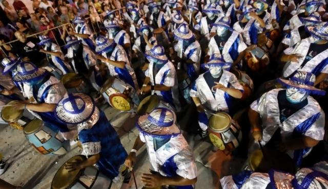 Desfile de Llamadas en barrios Sur y Palermo