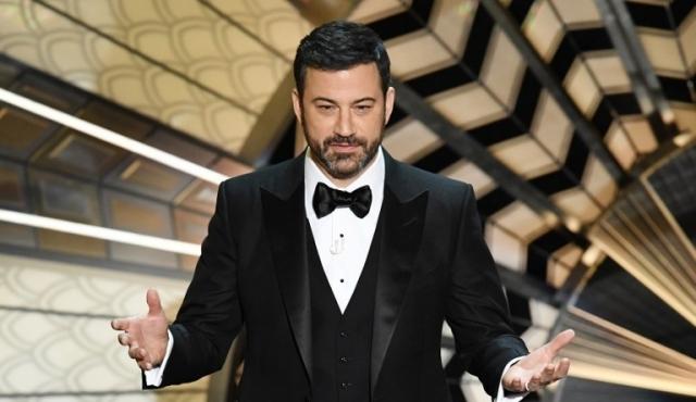 Jimmy Kimmel, anfitrión de los Oscar, dio su versión del incidente