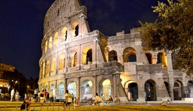 El Coliseo de Roma cuenta su increíble historia en una muestra