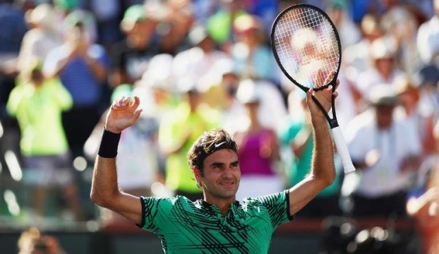 Federer ganó el Masters 1000 de Indian Wells