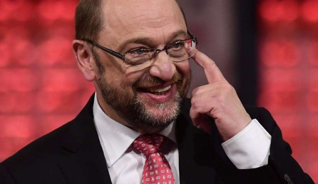 Socialdemócratas alemanes eligen a Schulz para destronar a Merkel