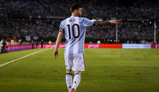 AFA apelará sanción a Messi