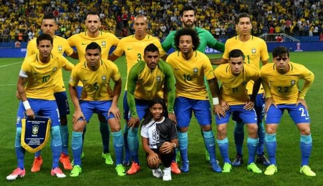 Brasil es el primer clasificado para el Mundial