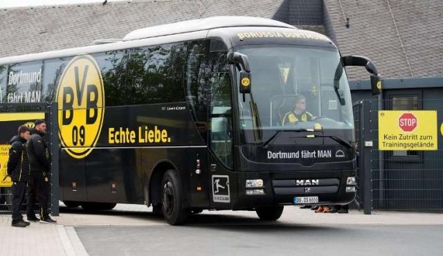 """Merkel """"horrorizada"""" por ataque al Dortmund del que aún se desconocen los autores"""