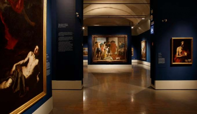 Roma rinde homenaje a tres maestros del arte: Caravaggio, Velázquez y Bernini