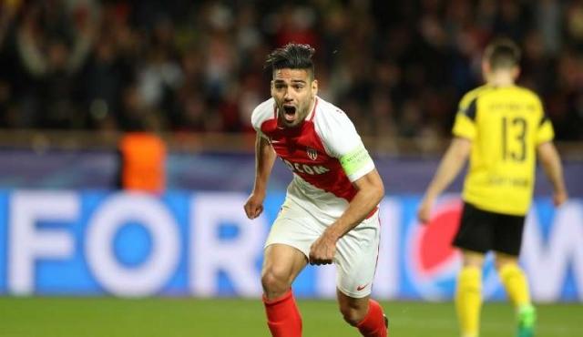 Mónaco se mete en semifinales de Champions tras vencer al Dortmund