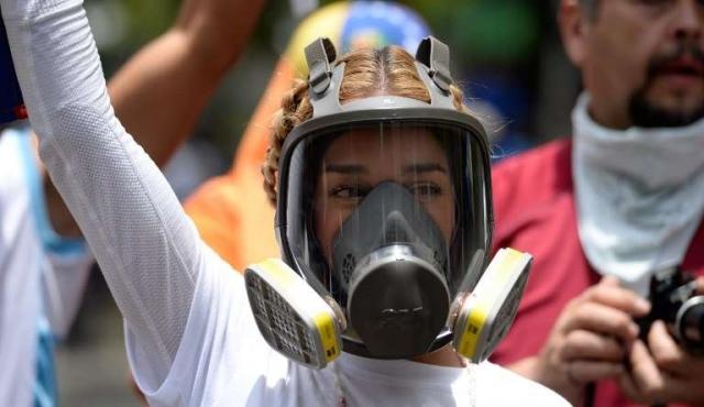 Los videos de la violencia y los discursos en Venezuela