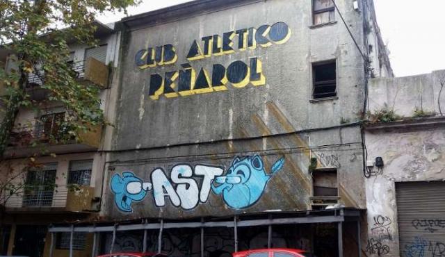 Peñarol vende la histórica sede de la calle Maldonado