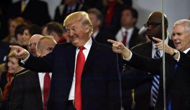 Gobierno de Venezuela donó 500.000 dólares a ceremonia inaugural de Trump