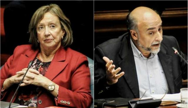 """Mieres reclamó nuevas autoridades """"de izquierda"""" en la educación"""