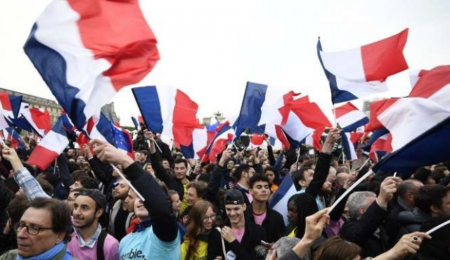 Cifras finales: Macron 66,1%, Le Pen 33,9%