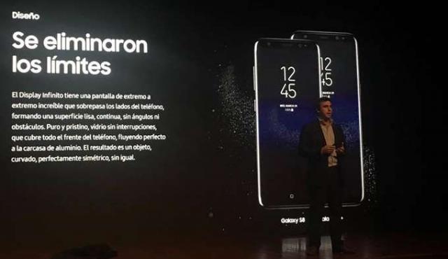 Exitosa preventa del Galaxy S8 y S8+
