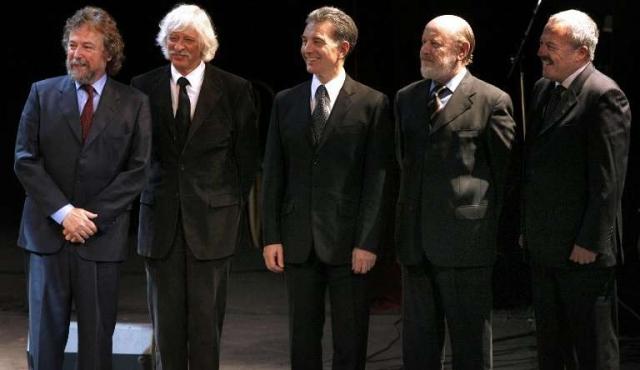 """El """"¡gracias, gracias, gracias!"""" de Les Luthiers y tres momentos de una historia para la risa"""