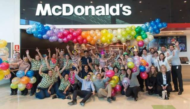 McDonald's continúa invirtiendo en el país