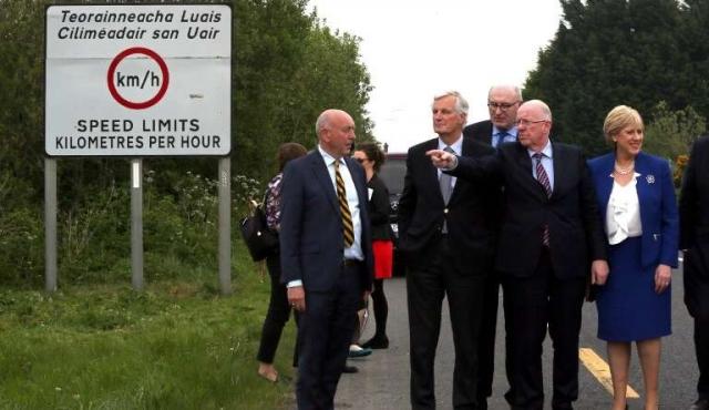 El inimaginable regreso de la frontera entre las dos Irlandas a raíz del Brexit