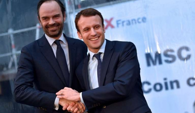 Edouard Philippe, el conservador moderado que será primer ministro de Macron