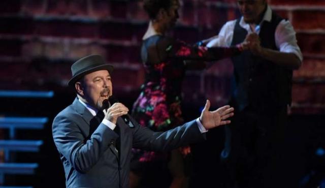 Maduro dice que Rubén Blades niega sus raíces