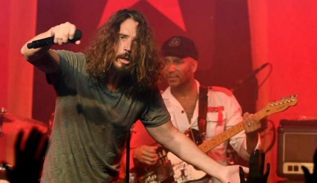 El ícono del rock grunge Chris Cornell muere a los 52 años