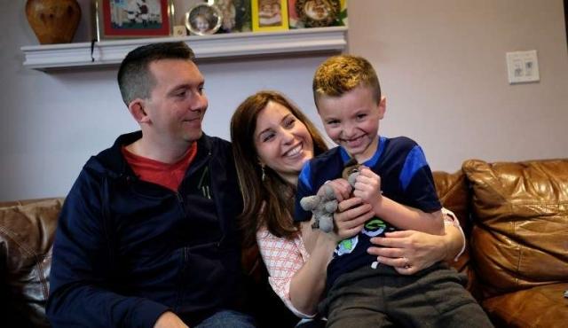 Los Lemay, una familia estadounidense al servicio de niños transgénero