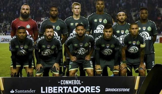 Chapecoense le ganó a Lanús con gol de un jugador suspendido