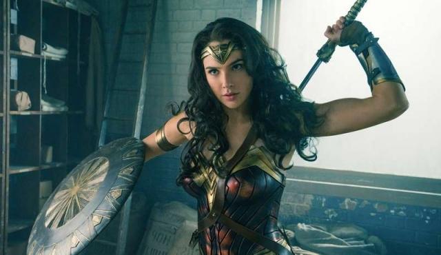 Wonder Woman lidera la taquilla en EEUU