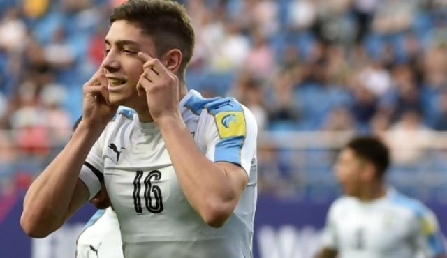 FIFA interpreta racismo en festejo de Valverde