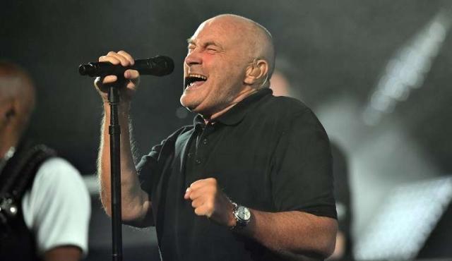 Phil Collins interrumpe su gira tras sufrir una caída accidental