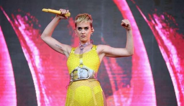 Katy Perry regresa con Witness, un álbum que desvela su adultez