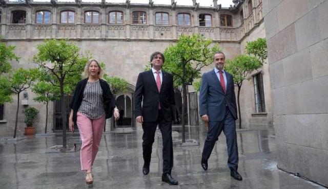 Cataluña puso fecha a su referendum sobre la autonomía