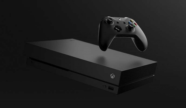 Microsoft desafía a Sony con su poderoso nuevo Xbox One X
